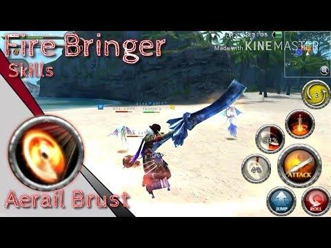 RPG Avabel Online : Fire Bringer Skills