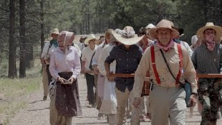 Press Forward: Payson Arizona Stake 2016 Youth Handcart Trek