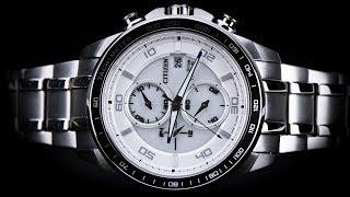 Review đồng hồ Citizen CA0341-52A phiên bản dây đeo Titanium độc đáo