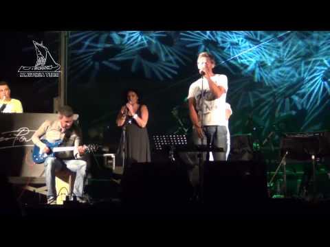 Concerto de Luís Portugal no Riafest na marina da Torreira