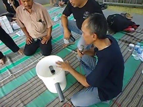 Pelatihan Aquaponik Bersama BAI Semarang Pembuatan Filter