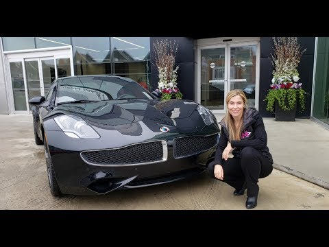 Karma Revero - My First Experience With A Luxury Electric Hybrid