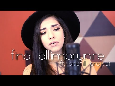 FINO ALL'IMBRUNIRE - NEGRAMARO || Luna ft SideFill Project