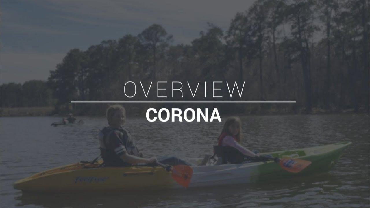 Corona Kayak - Overview