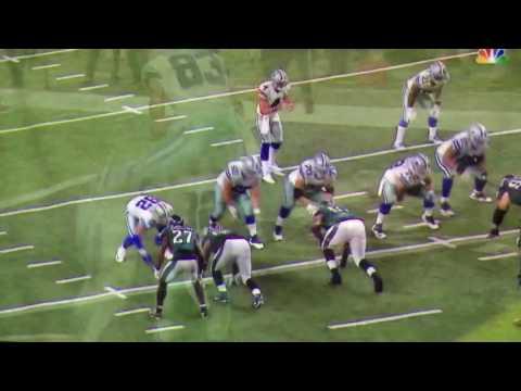 Dak Prescott to Jason Witten Game-Winning touchdown for Dallas Cowboys vs. Philadelphia Eagles in OT