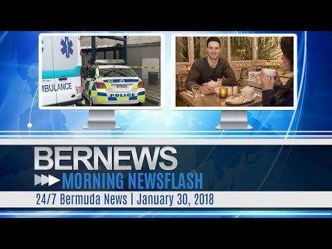 Bernews Newsflash For Tuesday, January 30, 2018