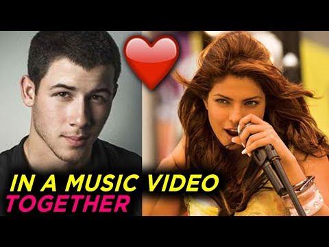Priyanka Chopra And Nick Jonas Together In A Music Video