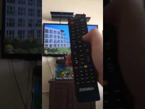 Zgemma missing channels
