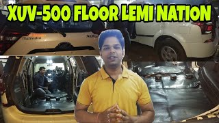 || XUV-500 FLOOR LEMINATION ||