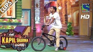 Meet Sarla's Boyfriend -The Kapil Sharma Show-Episode 38 -28th August 2016