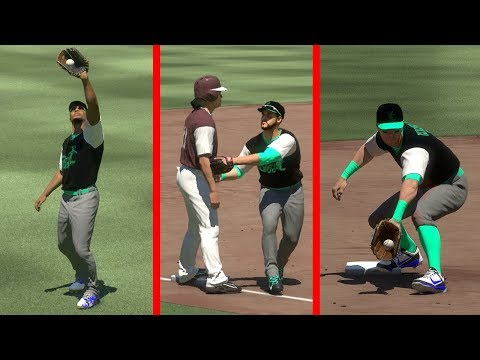 GAME ENDING TRIPLE PLAY! *EPIC* MLB The Show 17 | Battle Royale