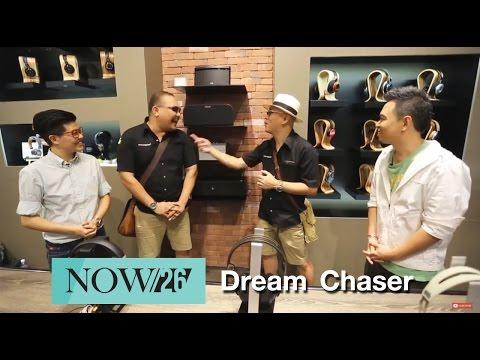 TV : ร้านมั่นคงออกรายการ Dream Chaser ช่อง NOW/26