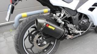 Kawasaki Ninja 300 Akrapovic Exhaust