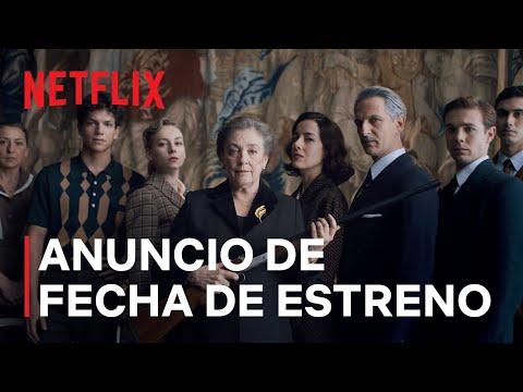 Alguien tiene que morir   Anuncio de fecha de estreno   Netflix