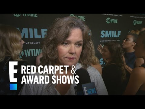 Rosie O'Donnell Not Surprised By Harvey Weinstein Scandal | E! Live from the Red Carpet