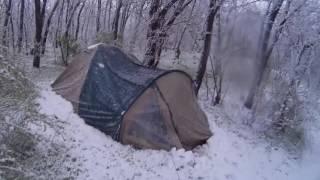 Весенняя рыбалка в Лёвшино 2017. Длительная сессия 13.04-23.04 ч.1 (холода).