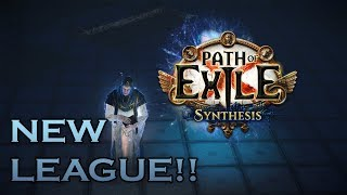 Path of Exile Synthesis League Announcement