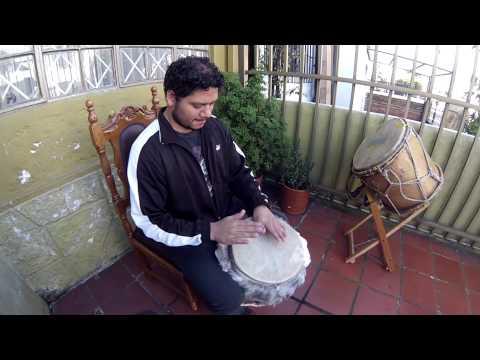 Leo Fuentes y la música Afro Colombiana