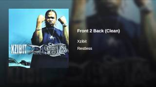 Front 2 Back (Clean)