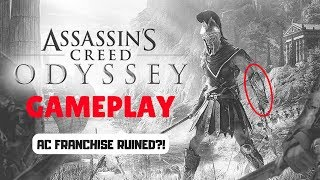 Assassin's Creed Odyssey NEW FEAUTURES Gameplay E3 2018 + Close Look At NEW MAIN CHARACTER KASSANDRA