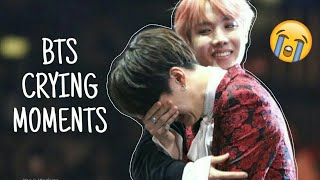 BTS Crying Moments || Ultimate Try Not To Cry Challenge: BTS EDITION