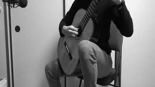 ゲド戦記の作中にテルーが歌う曲。 僕がクラシックギターを始めて一番最初に弾いた思い出深いソロ曲です。 編集ソフト:aviutl 録音機:zoomH1.