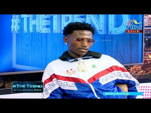 #theTrend: Octopizzo on why his new album, Next Year, is different from the rest