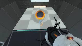 "Portal 2 Community Maps: ""Double the Funnel, Double the Fun!"" by CreepiX"