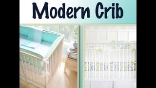 Modern Baby Bedding and Baby Bedding in Modern Colors, Fabrics and Styles