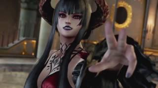 Tekken 7 — трейлер перонажа Eliza