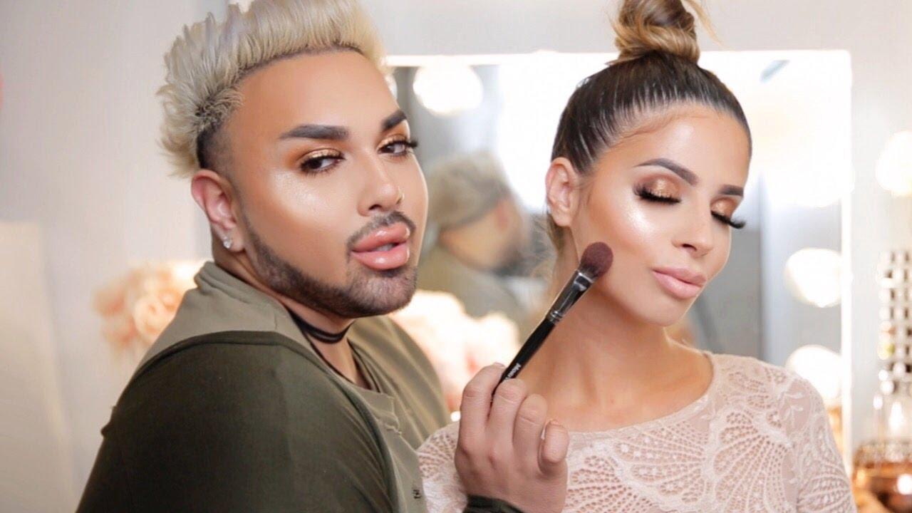Instagram Makeup Tutorial with Mac_Daddyy Angel Merino