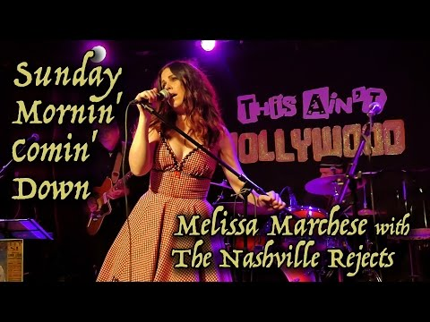 Sunday Mornin Comin Down Johnny Cash Tribute with Melissa Marchese @ This Aint Hollywood