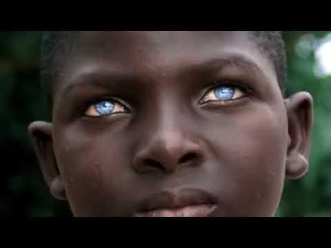 اجمل العيون النادرة في العالم جمال الخلق يتجلى فيها美麗的眼睛
