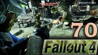 "Fallout 4 (PS4) Прохождение #70: Линн-Вудс и Маслобойня ""Парсонс"""