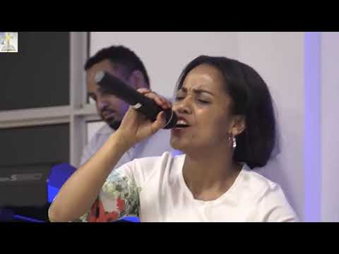 Aster Abebe  live worship 2018