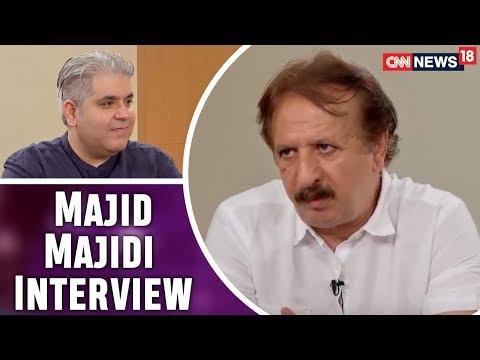 Iranian Filmmaker Majid Majidi Interview With Rajeev Masand | CNN-News18