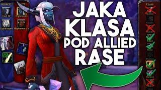 Jaką KLASĘ wybrać pod Allied Rase?