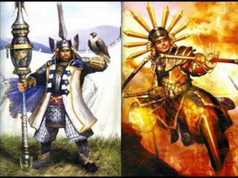 Samurai Warriors Music - Komaki-nagakute - SW2 Xtreme Legends