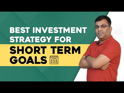 Best Investment Strategy for Short Term | ETMONEY