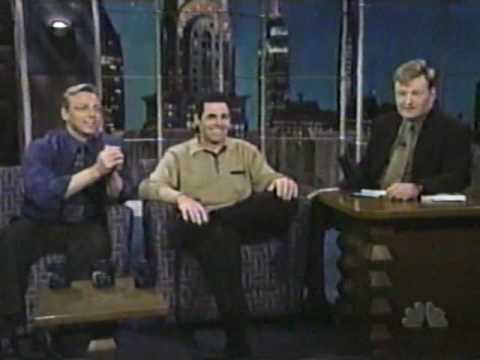 Dr. Drew and Adam Carolla interview 1998