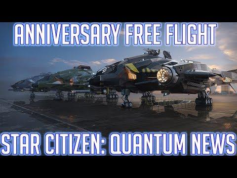 Star Citizen: Free Flight Event Nächste Woche & Neues Von ArcCorp! (DEUTSCH)