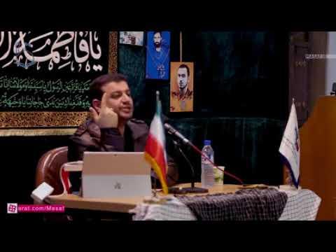 Ostad Ali Akbar Raefipoor _ استاد علی اکبر رائفی پور نقش ایران در نابودی داعش