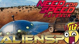 NFS PAYBACK - მანქანის ძიებაში უცხოპლანეტელები ვიპოვეთ