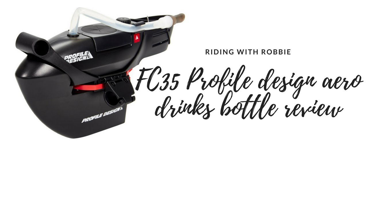 Riding With Robbie Review Fc35 Drinks System Profile Design Youtube