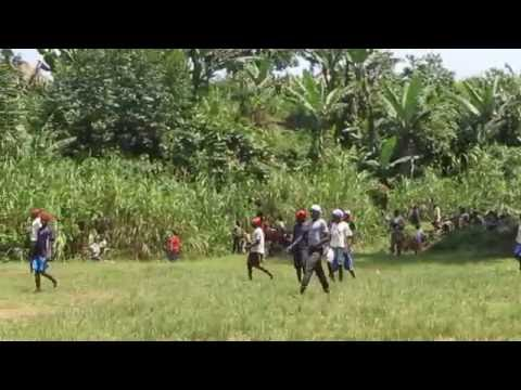Hope for Orphans-Congo 2016 Soccer