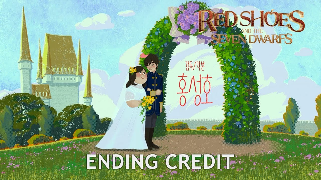 Download RED SHOES AND THE SEVEN DWARFS l Ending Credit [HD]