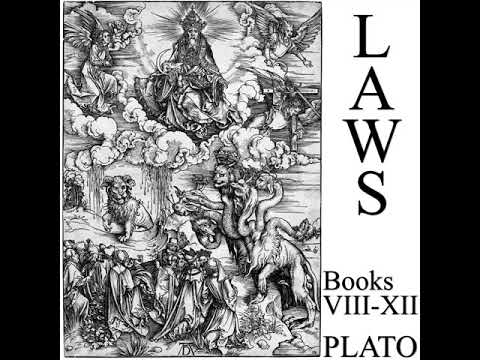 Laws - Books 8-12 by Plato