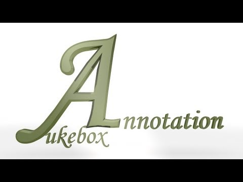 All That Echoes - Josh Groban - Annotation Jukebox