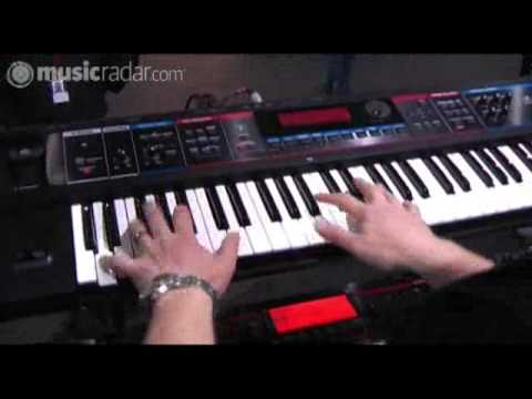 Roland launches Juno-DI synth at LIMS 2009