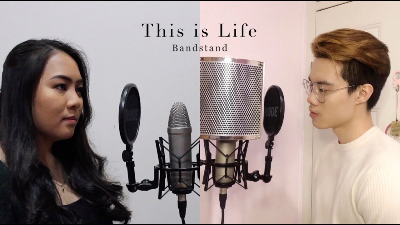 This Is Life - Bandstand (Cover by Richard Ignatius ft. Josephine Angelica)